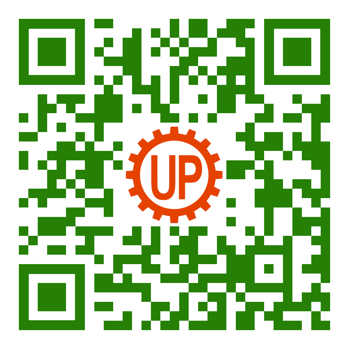About line qrcode link